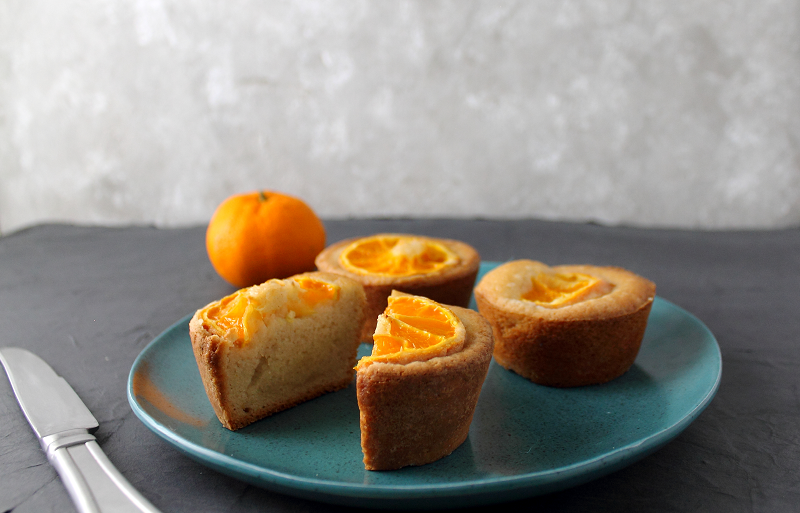 Mandarin Ginger Mochi