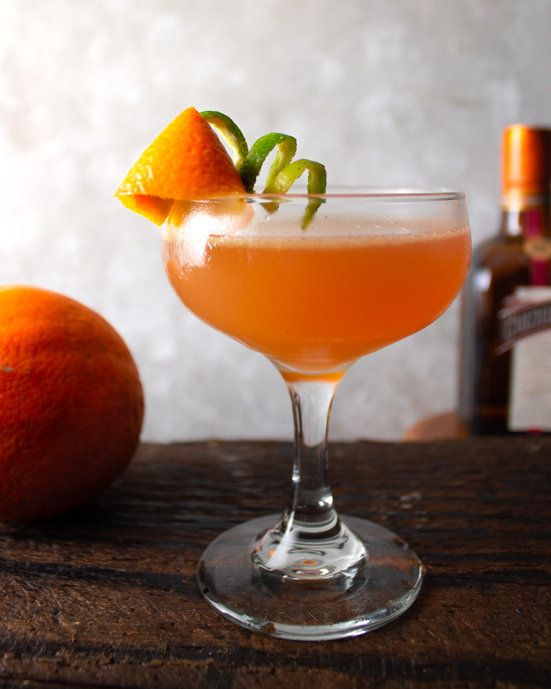Winter Syrups and Liqueurs: Part 4 – Pomegranate Spice Liqueur