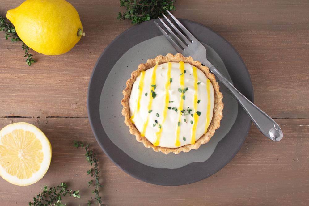 Lemon Thyme Tarts