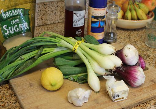 Onion and Wine Jam