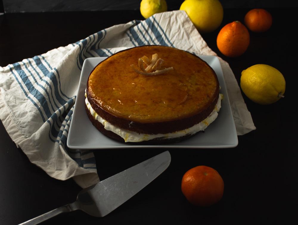 Super Citrus Cake