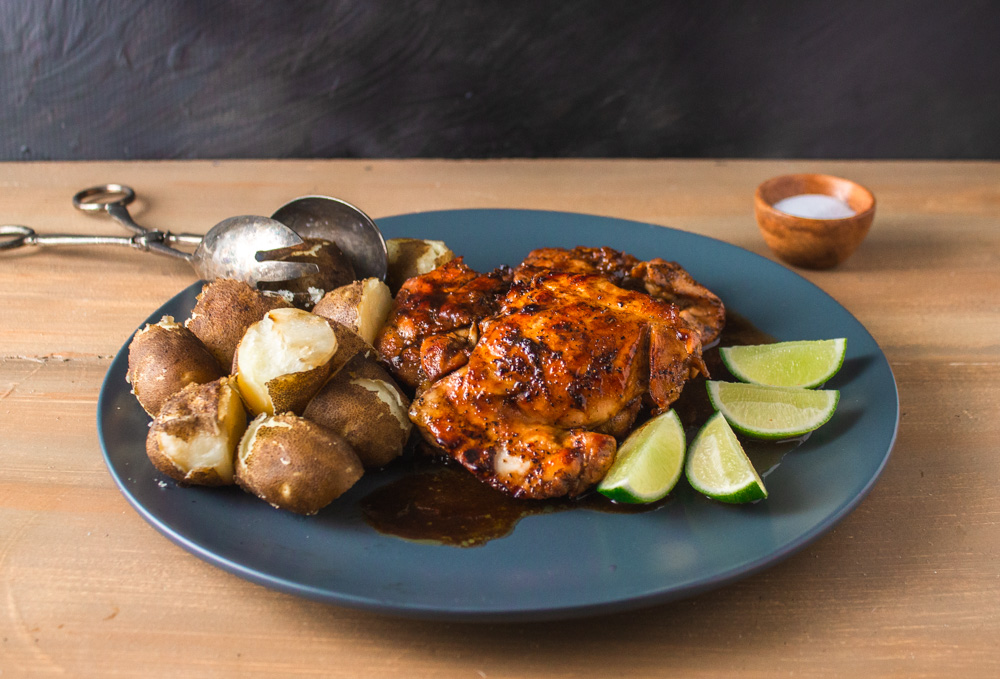 Spicy Honey Marinade for Chicken