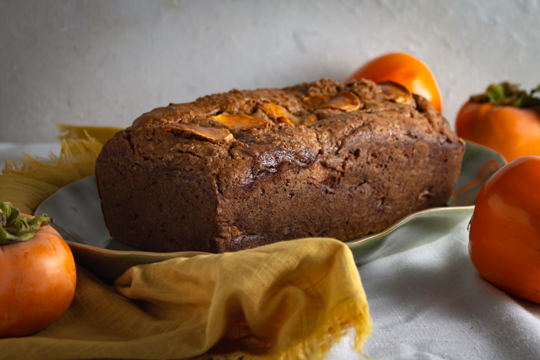 Persimmon Bread and 15+ Recipes for Persimmons