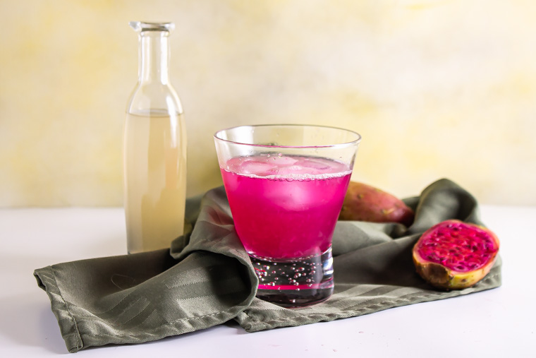 Prickly Pear Party Punch