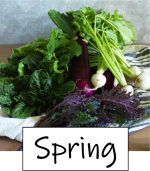 Spring vegetables link